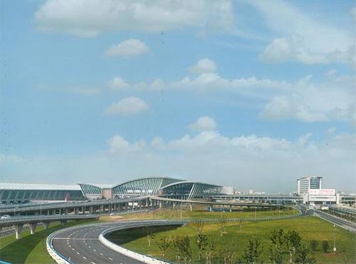 浦东机场一、二期